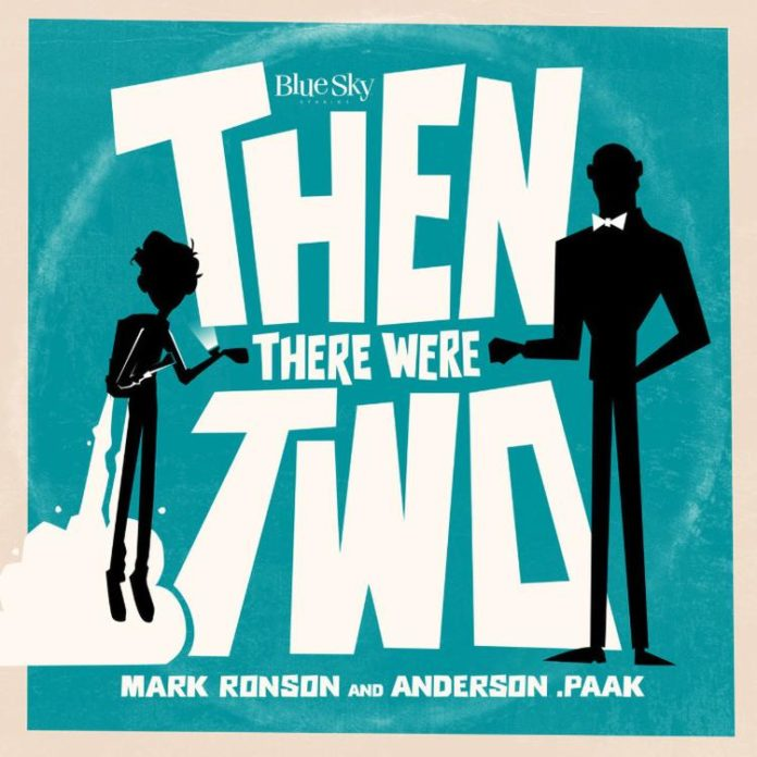 Then There Were Two - Anderson .Paak Feat. Mark Ronson