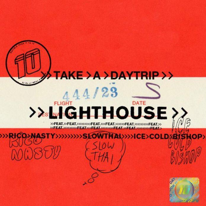 Lighthouse - Take A Daytrip Feat. Rico Nasty, slowthai & ICECOLDBISHOP