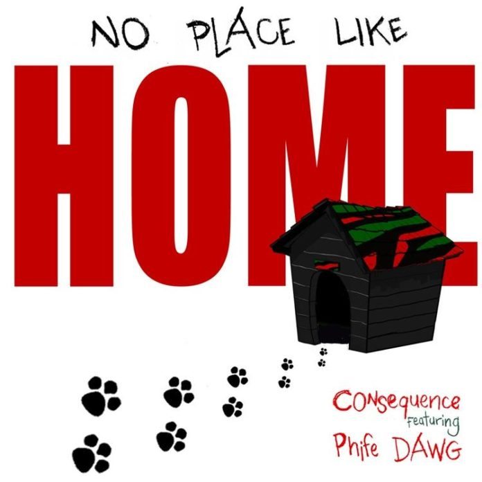 No Place Like Home - Consequence Feat. Phife Dawg