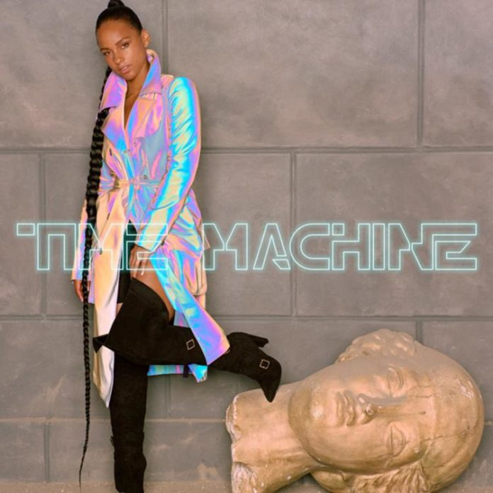 Time Machine - Alicia Keys