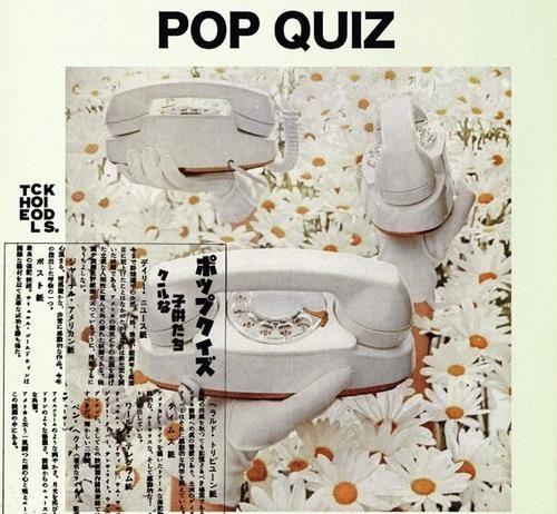 Pop Quiz - The Cool Kids & Guapdad 4000