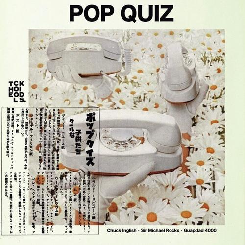 Pop Quiz - The Cool Kids & Guapdad 4000