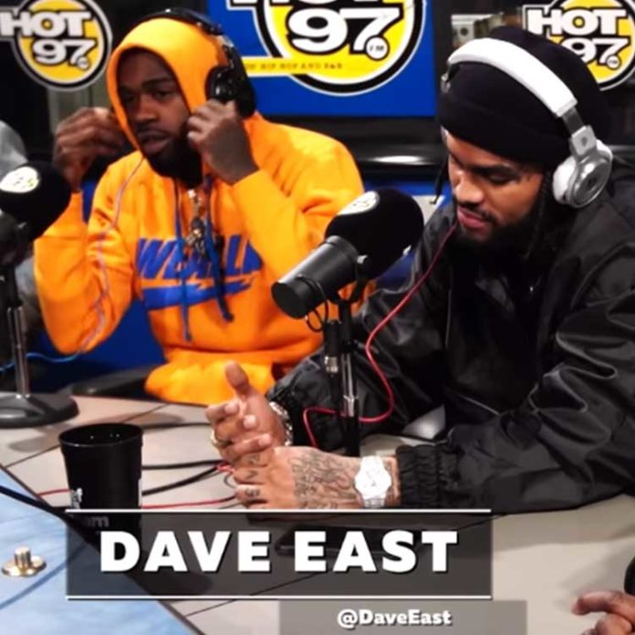 Funkmaster Flex (Freestyle) - Dave East Feat. King Shooter & D Jones