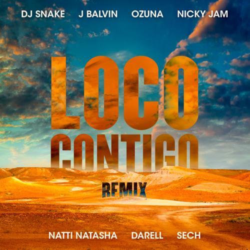 DJ Snake Feat. J Balvin, Nicky Jam, Ozuna, Sech, Natti Natasha, Sech & Darell