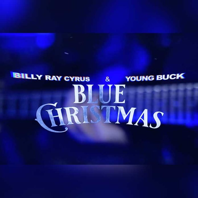 Blue Christmas - Billy Ray Cyrus Feat. Young Buck