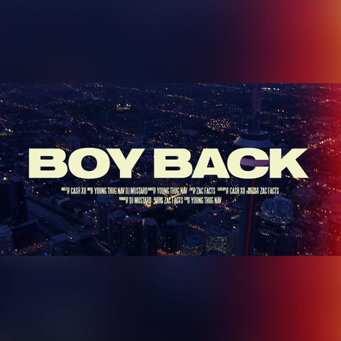 Boy Back - Young Thug ft. Nav