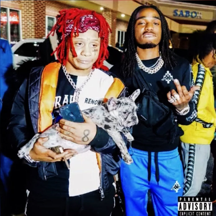 Doors Go Up! - Quavo Ft. Trippie Redd