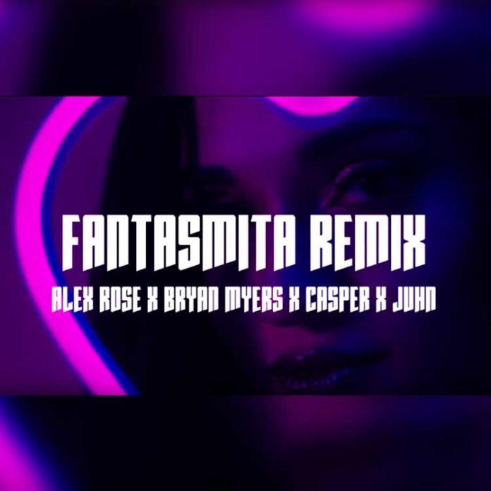 Fantasmita Remix - Casper Magico, Bryant Myers, Alex Rose & Juhn