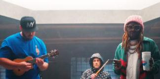 Gimme Brain (Acoustic) - Lil Wayne ,Travis Barker ,Einer Bankz