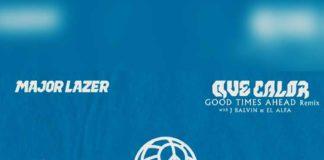Que Calor - Major Lazer With J Balvin & El Alfa (GTA Remix)
