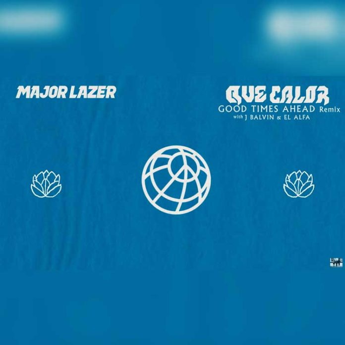 Que Calor - Major Lazer With J Balvin & El Alfa (GTA Remix)