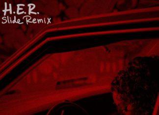 Slide (Remix) - H.E.R. Feat. Pop Smoke, Chris Brown & A Boogie Wit Da Hoodie