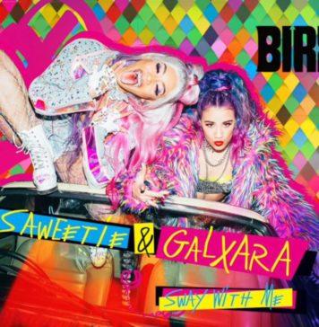 Sway With Me - Saweetie Feat. GALXARA