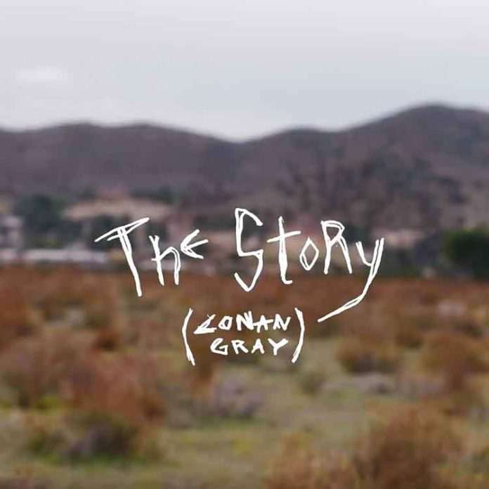 Conan-Gray---The-Story
