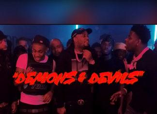 Demons & Devils - Casanova Feat. Fivio Foreign & Smoove L
