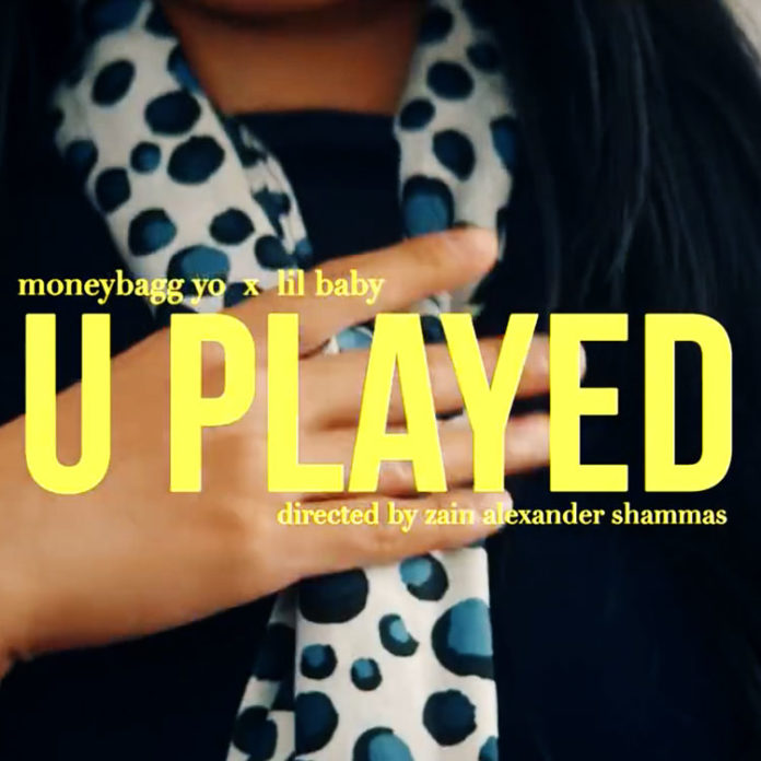 U Played - Moneybagg Yo feat. Lil Baby
