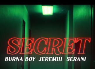 Secret - Burna Boy feat. Jeremih & Serani