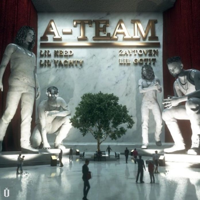 A-Team (You Ain't Safe)Lil Yachty Feat. Lil Keed & Lil GotitProduced by Zaytoven