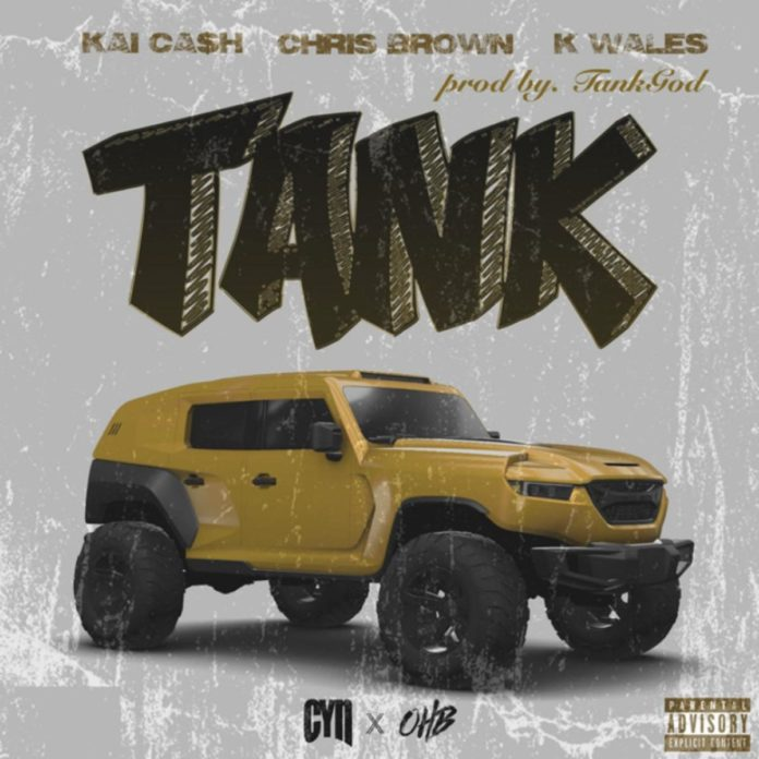 Tank - Kai Ca$h Feat. Chris Brown