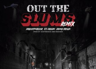 Out The Slums (Remix) - Drakeo The Ruler Feat. Danny Brown & 03 Greedo