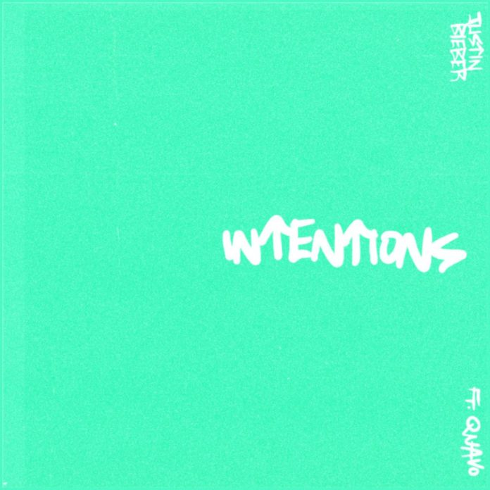 Intentions - Justin Bieber Feat. Quavo