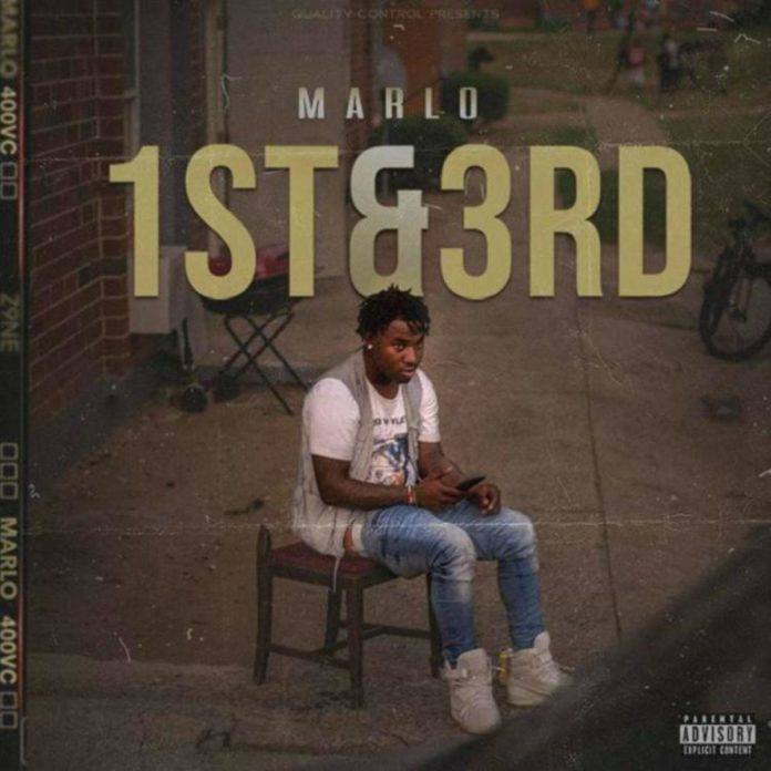 Stay Down - Marlo Feat. Young Thug - Produced by Tay Keith