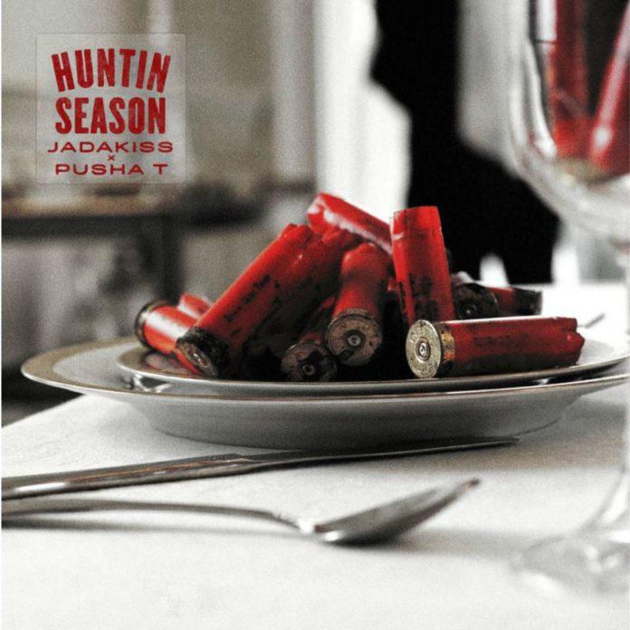 Huntin Season - Jadakiss Feat. Pusha T