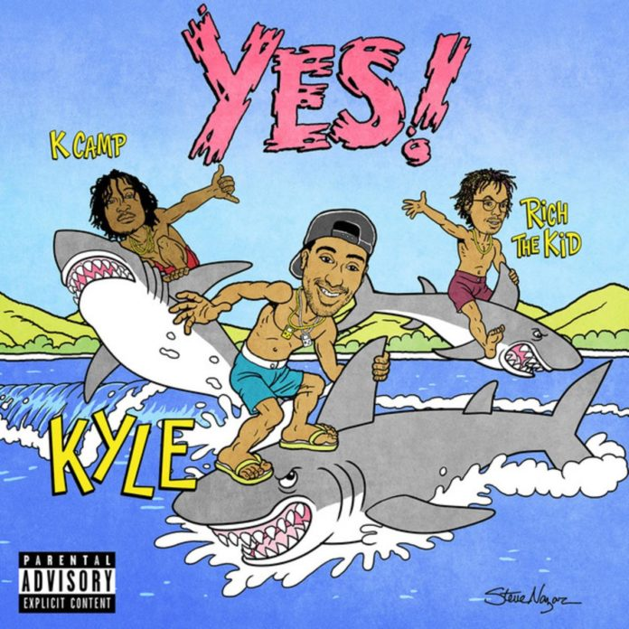 YES! - Kyle Feat. Rich The Kid & K Camp - @SuperDuperKyle