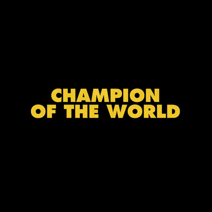 Champion Of The World - Coldplay