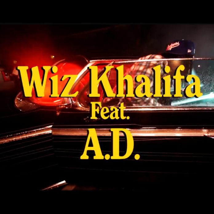 Chappelle's Show - Wiz Khalifa Feat. AD