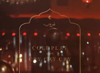 Cry Cry Cry - Coldplay