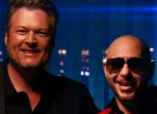 Get Ready - Pitbull ft. Blake Shelton