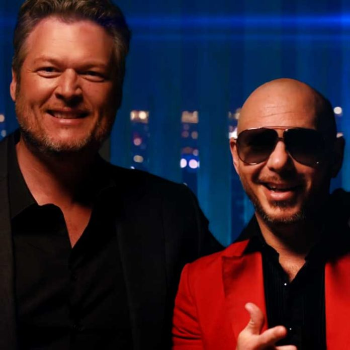 Get Ready - Pitbull ft. Blake Shelton