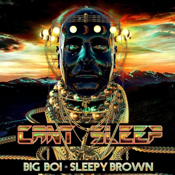 Can't Sleep - Big Boi Feat. Sleepy Brown