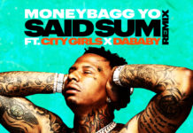 Said Sum Remix - Moneybagg Yo feat. City Girls, DaBaby