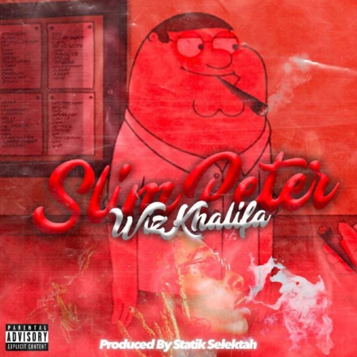 Slim Peter - Wiz Khalifa Produced by Statik Selektah