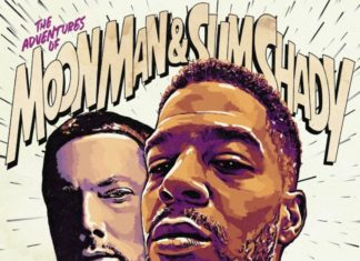 The Adventures Of Moon Man & Slim Shady - Kid Cudi & Eminem Produced by Eminem & Dot Da Genius
