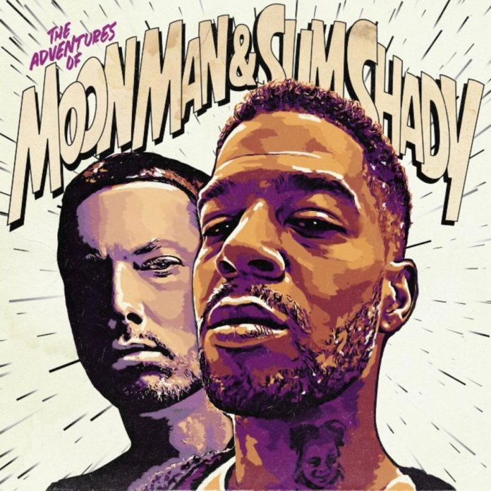 The Adventures Of Moon Man & Slim Shady - Kid Cudi & Eminem Produced by Eminem & Dot Da Genius