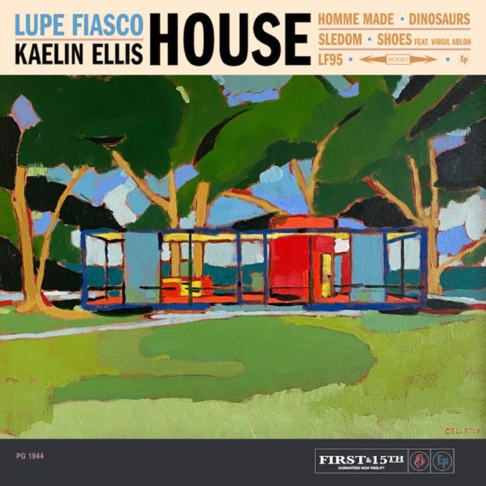 SHOES - Lupe Fiasco & Kaelin Ellis Feat. Virgil Abloh