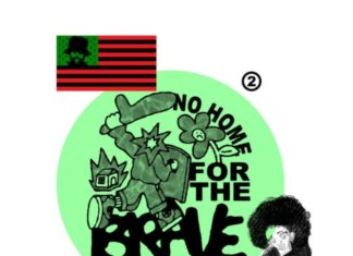 No Home For The Brave - Guapdad 4000