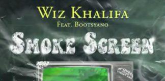 Smoke Screen - Wiz Khalifa Feat. Bootsyano