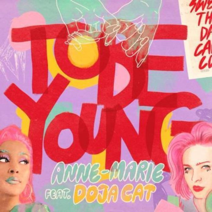 To Be Young - Anne-Marie Feat. Doja Cat