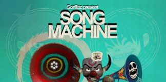 The Pink Phantom - Gorillaz Feat. Elton John & 6LACK