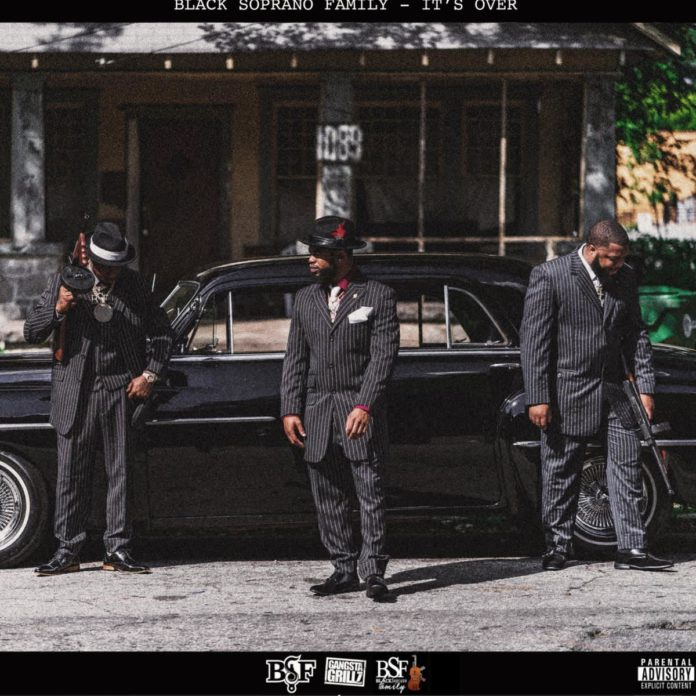 It's Over - Benny The Butcher Feat. Rick Hyde & Heem