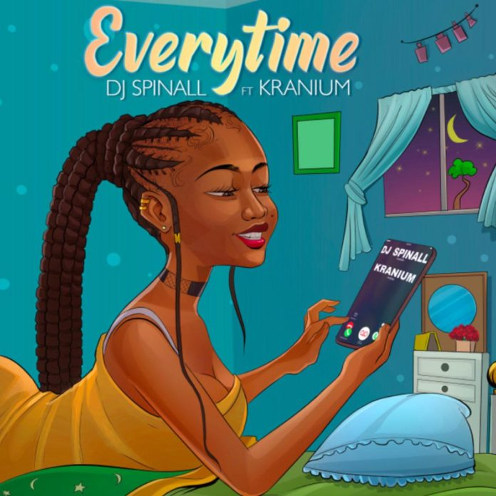 Everytime - DJ Spinall Feat. Kranium