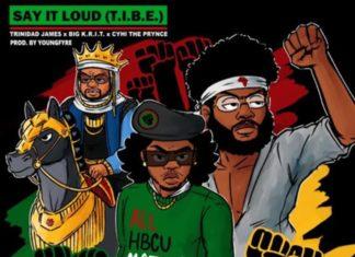 Say It Loud (T.I.B.E) - Trinidad James Feat. Big K.R.I.T. & CyHi The Prynce