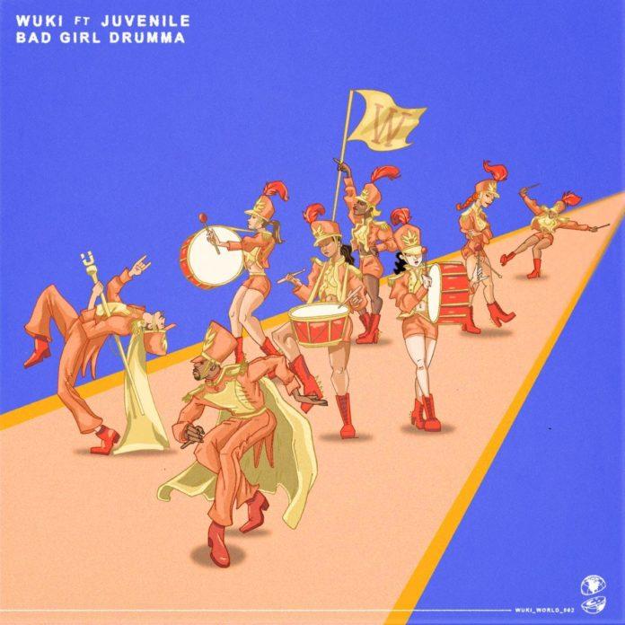 Bad Girl Drumma - Wuki Feat. Juvenile