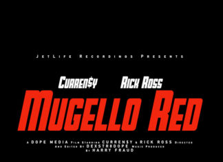 Mugello Red - Curren$y Feat. Rick Ross - Produced by Harry Fraud