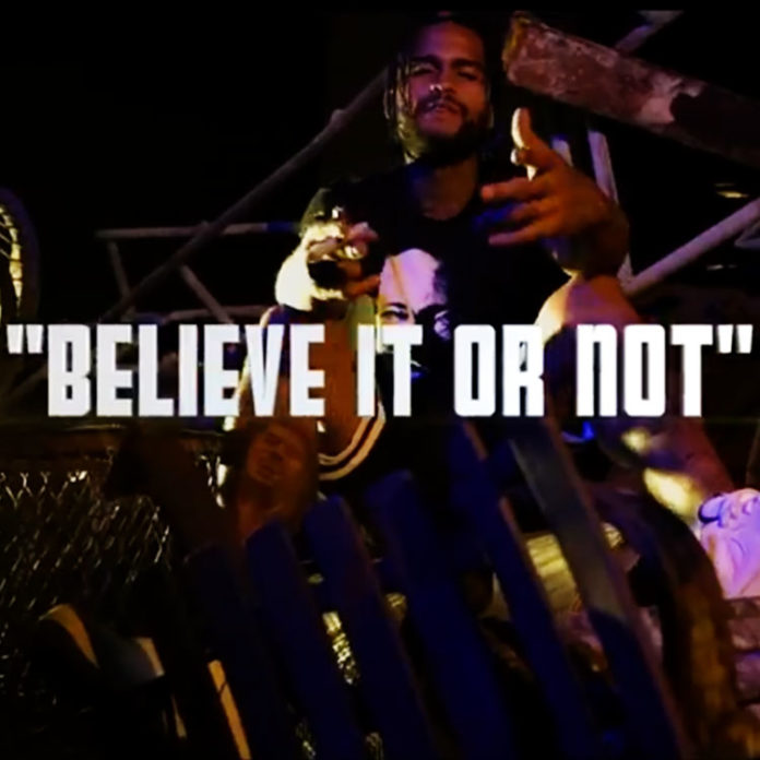 """Dave East - """"Believe it or Not"""" (Official Music Video - WSHH Exclusive)"""