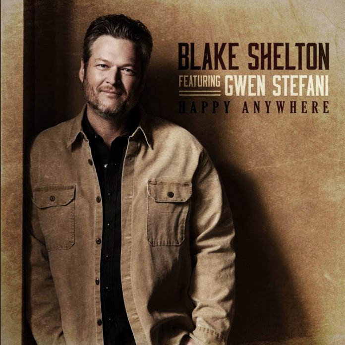 Happy Anywhere - Blake Shelton feat. Gwen Stefani